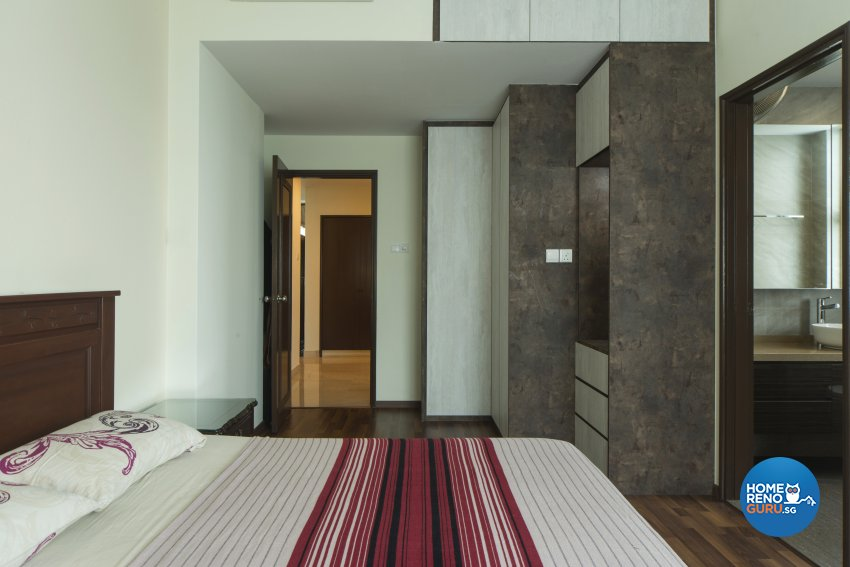 Oriental Design - Bedroom - Condominium - Design by Cozy Ideas Interior Design Pte Ltd
