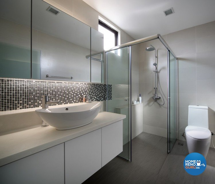 Contemporary, Modern Design - Bathroom - Others - Design by Cre8 ID Pte Ltd
