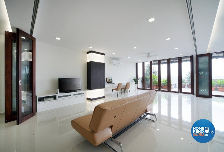 Contemporary, Modern Design - Entertainment Room - Others - Design by Cre8 ID Pte Ltd