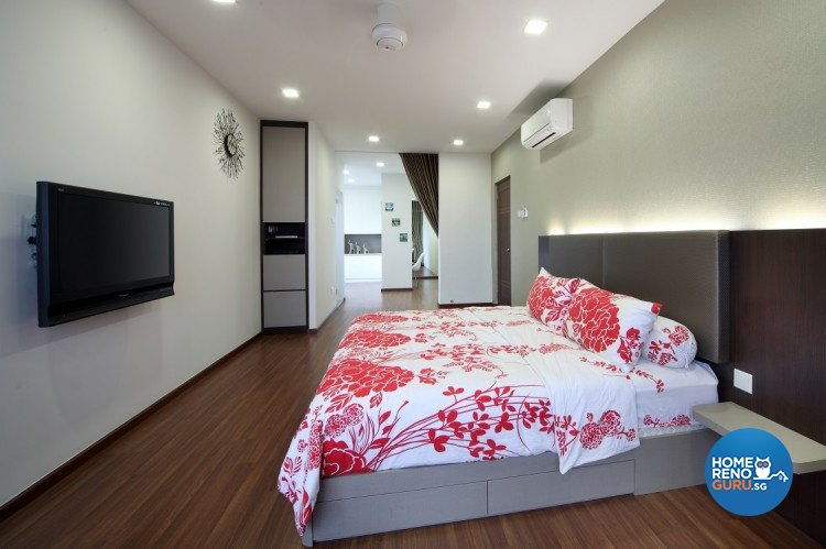Contemporary, Modern Design - Bedroom - Others - Design by Cre8 ID Pte Ltd