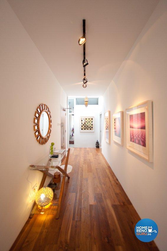 Contemporary Design - Living Room - Condominium - Design by Create Pte Ltd