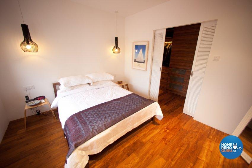 Contemporary Design - Bedroom - Condominium - Design by Create Pte Ltd