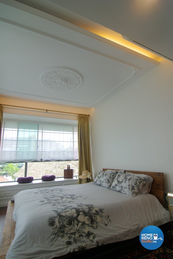 Modern Design - Bedroom - Condominium - Design by Create Pte Ltd
