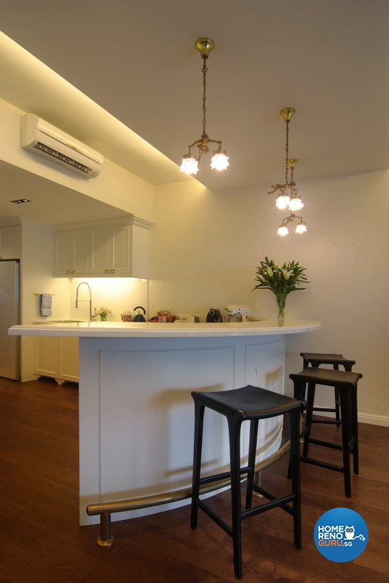 Modern Design - Dining Room - Condominium - Design by Create Pte Ltd