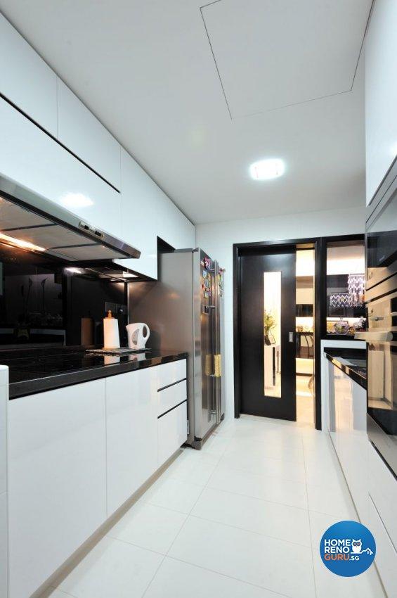 Crescendo Interior & Lifestyle Pte Ltd-Kitchen and Bathroom package
