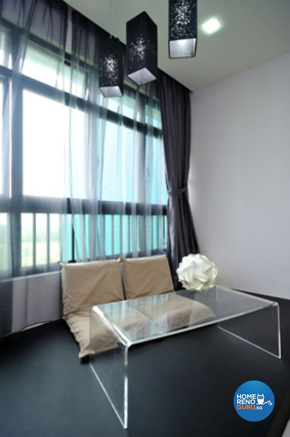 Contemporary, Minimalist, Modern Design - Dining Room - HDB 4 Room - Design by Crescendo Interior & Lifestyle Pte Ltd