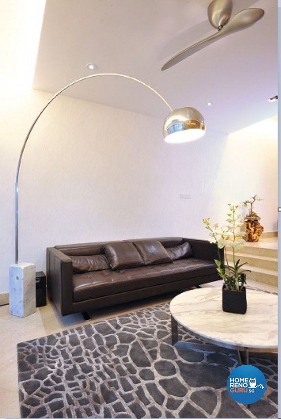 Contemporary, Modern, Tropical Design - Living Room - Condominium - Design by Crescendo Interior & Lifestyle Pte Ltd