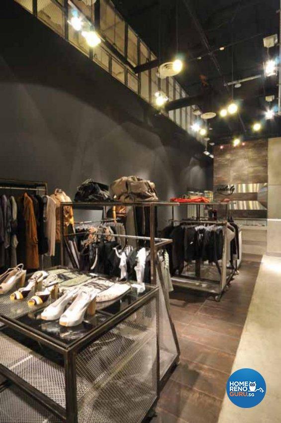 Contemporary, Modern Design - Commercial - Retail - Design by Crescendo Interior & Lifestyle Pte Ltd