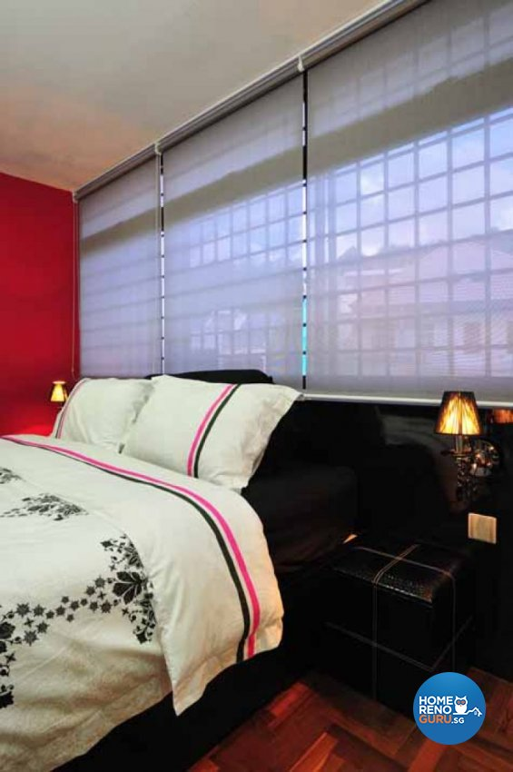 Classical, Contemporary, Modern Design - Bedroom - Landed House - Design by Crescendo Interior & Lifestyle Pte Ltd