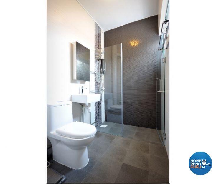 Classical, Contemporary, Modern Design - Bathroom - HDB 4 Room - Design by Crescendo Interior & Lifestyle Pte Ltd