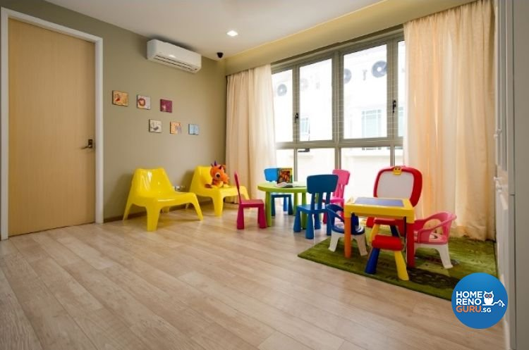 Contemporary, Minimalist, Modern Design - Bedroom - Landed House - Design by Crescendo Interior & Lifestyle Pte Ltd