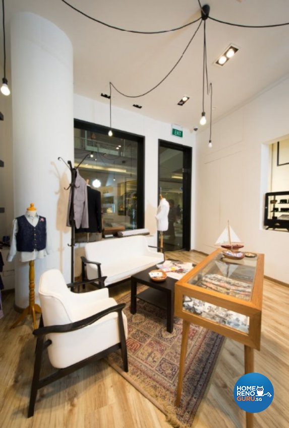 Contemporary, Modern, Scandinavian Design - Commercial - Retail - Design by Crescendo Interior & Lifestyle Pte Ltd