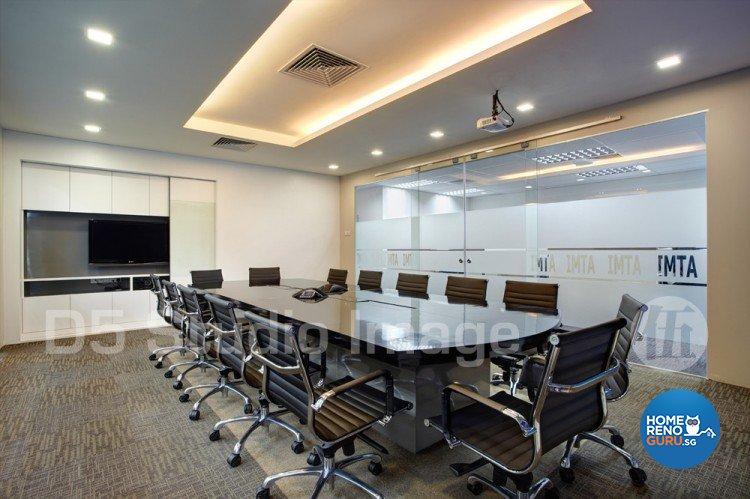 Contemporary Design - Commercial - Office - Design by D5 Studio Image Pte Ltd
