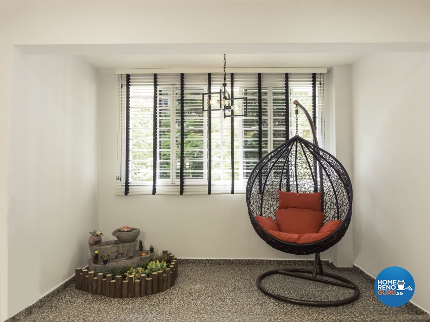 Contemporary, Modern Design - Living Room - HDB 5 Room - Design by Darwin Interior