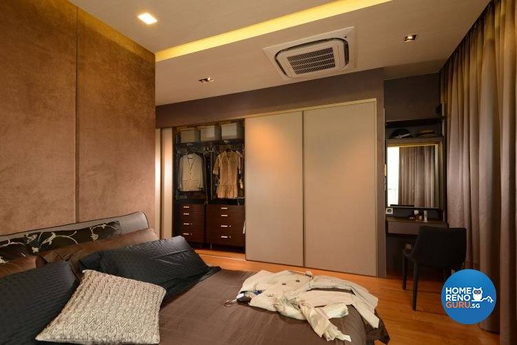 Classical, Modern, Tropical Design - Bedroom - Landed House - Design by Darwin Interior
