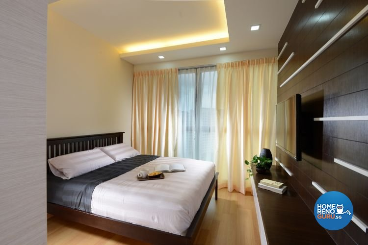 Resort, Tropical Design - Bedroom - Condominium - Design by Darwin Interior