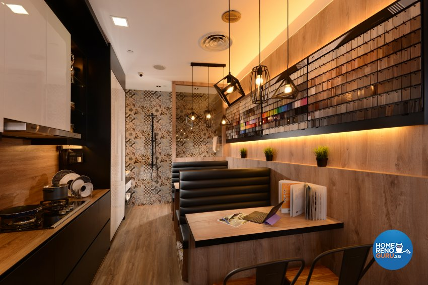 Contemporary, Modern Design - Commercial - Office - Design by Darwin Interior