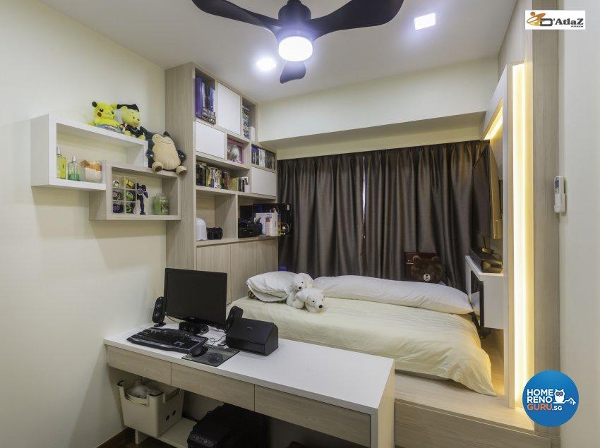 Contemporary Design - Bedroom - Others - Design by D'Atlaz Interior Pte Ltd