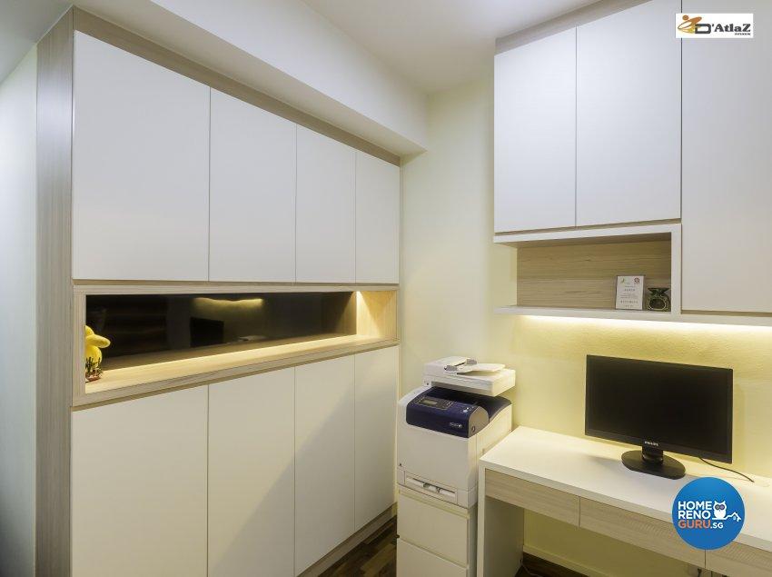 Contemporary Design - Study Room - Others - Design by D'Atlaz Interior Pte Ltd