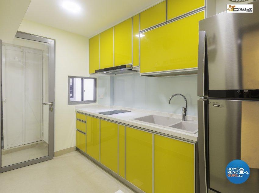 Contemporary Design - Kitchen - Others - Design by D'Atlaz Interior Pte Ltd