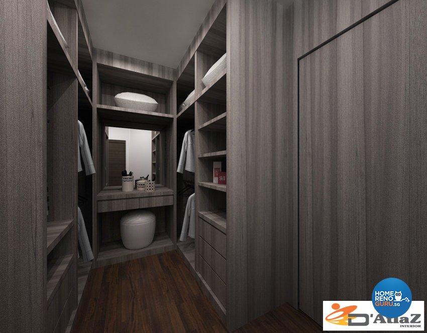 Mediterranean Design - Bedroom - Others - Design by D'Atlaz Interior Pte Ltd