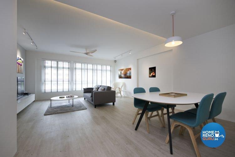 DB Studio Pte Ltd-HDB 4-Room package