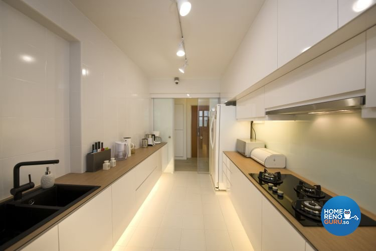 DB Studio Pte Ltd-HDB 3-Room package