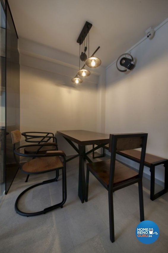 DB Studio Pte Ltd-HDB 5-Room package