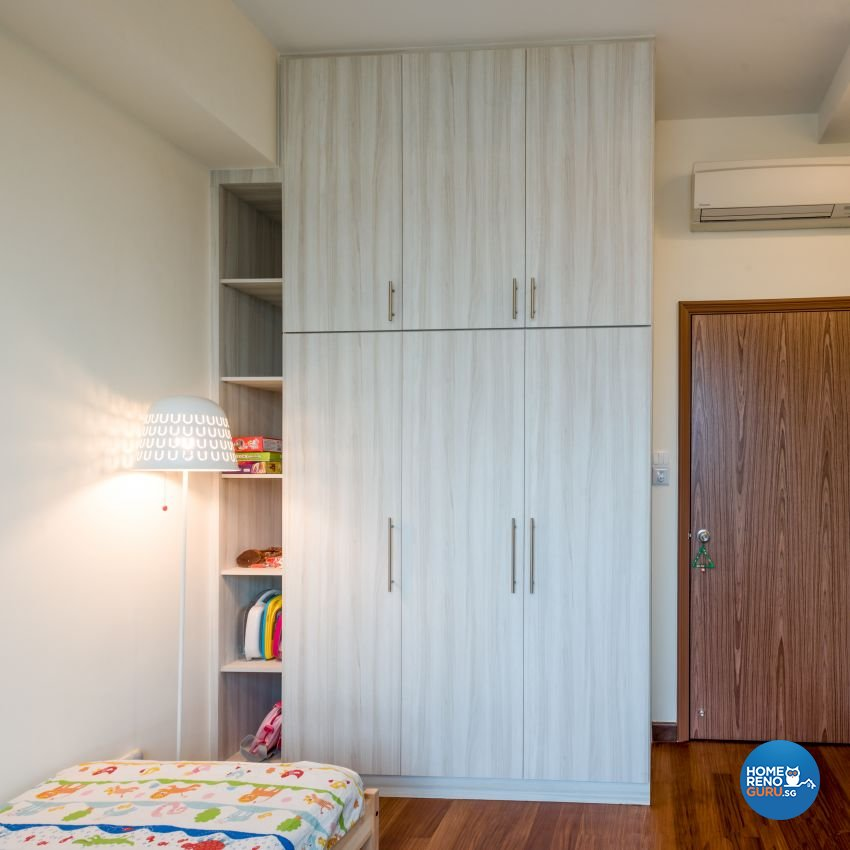 Contemporary Design - Bedroom - Condominium - Design by DB Studio Pte Ltd