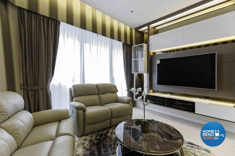 DB Studio Pte Ltd-Condominium package