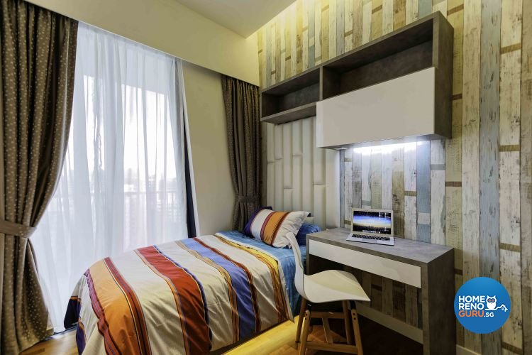 DB Studio Pte Ltd-Condominium package