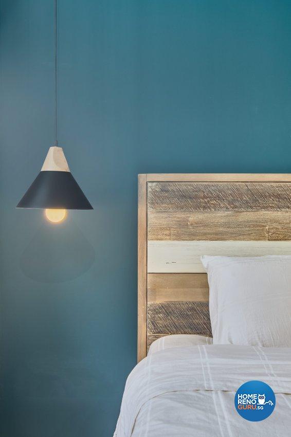 Scandinavian Design - Bedroom - HDB 3 Room - Design by DB Studio Pte Ltd