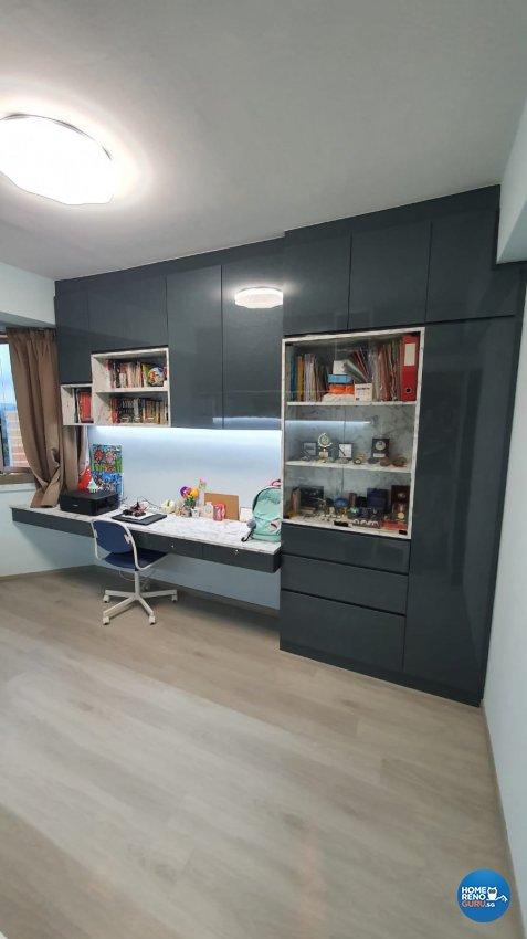 Contemporary, Modern, Others Design - Bedroom - Condominium - Design by D'Brain Studio