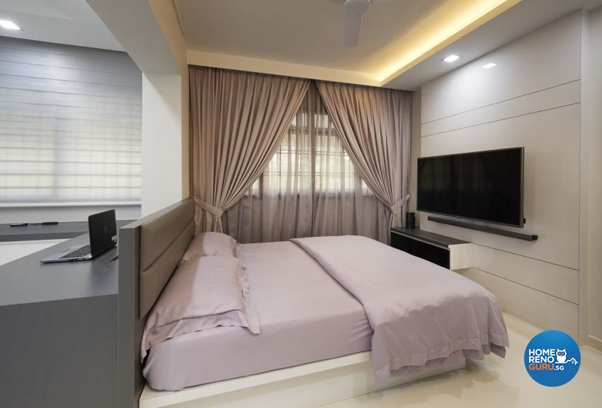 DC Vision Design Pte Ltd-HDB 5-Room package