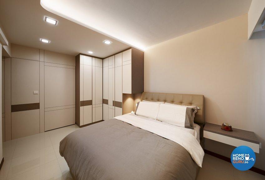Modern, Others, Scandinavian Design - Bedroom - HDB 4 Room - Design by DC Vision Design Pte Ltd