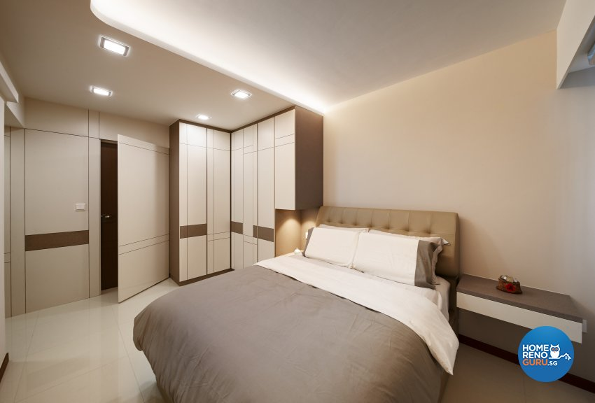 Modern, Others, Scandinavian Design - Bedroom - HDB 4 Room - Design by DC Vision Design Pte Ltd