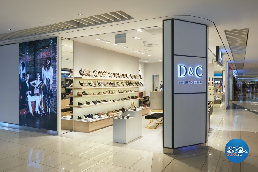Others Design - Commercial - Retail - Design by DC Vision Design Pte Ltd