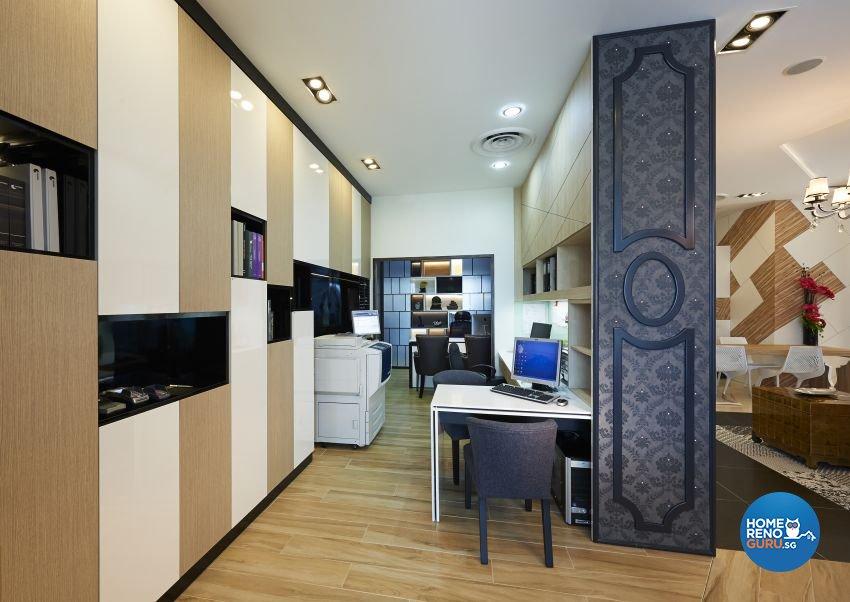 Contemporary, Modern Design - Commercial - Office - Design by DC Vision Design Pte Ltd