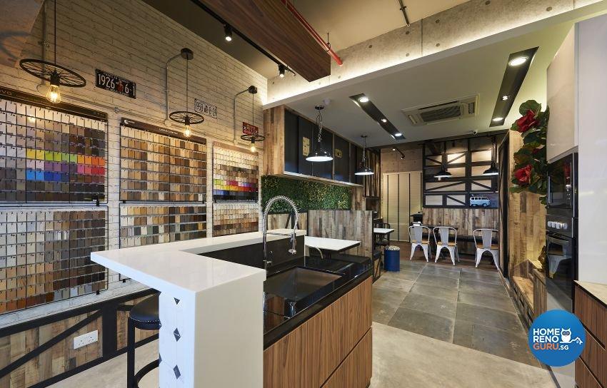 Industrial Design - Commercial - Office - Design by DC Vision Design Pte Ltd