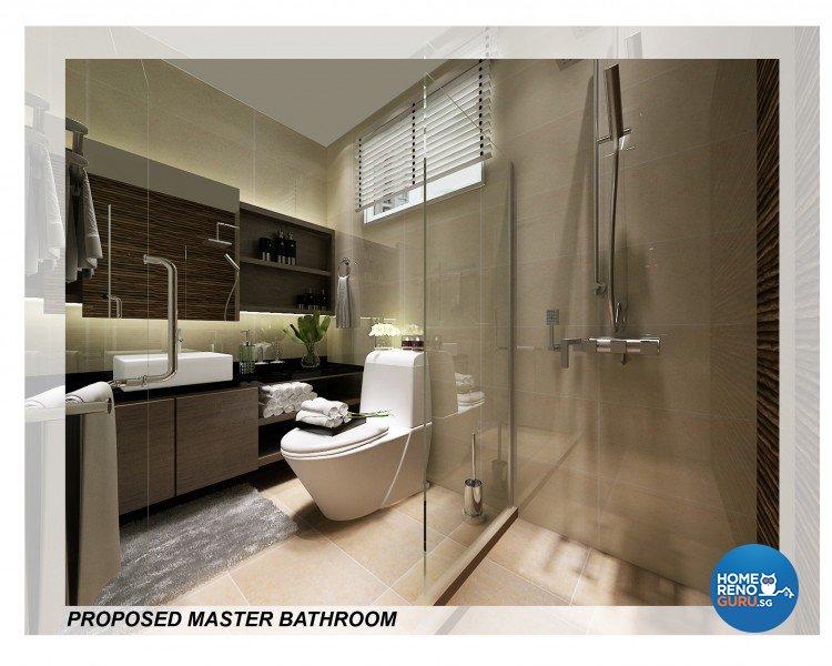DC Vision Design Pte Ltd-Kitchen and Bathroom package