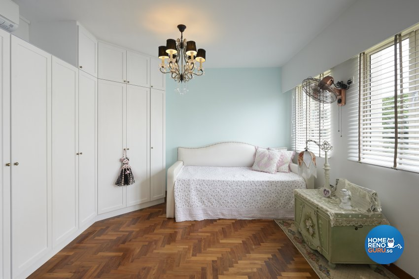 Classical, Contemporary, Modern Design - Bedroom - Condominium - Design by DC Vision Design Pte Ltd