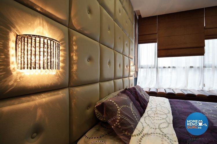 Contemporary, Retro Design - Bedroom - Condominium - Design by De Exclusive Interior Group Pte Ltd
