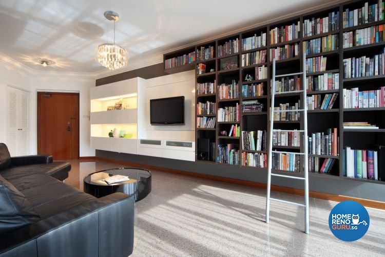 Contemporary, Modern Design - Living Room - Condominium - Design by De Exclusive Interior Group Pte Ltd