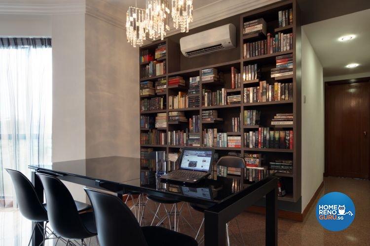 Contemporary, Modern Design - Dining Room - Condominium - Design by De Exclusive Interior Group Pte Ltd