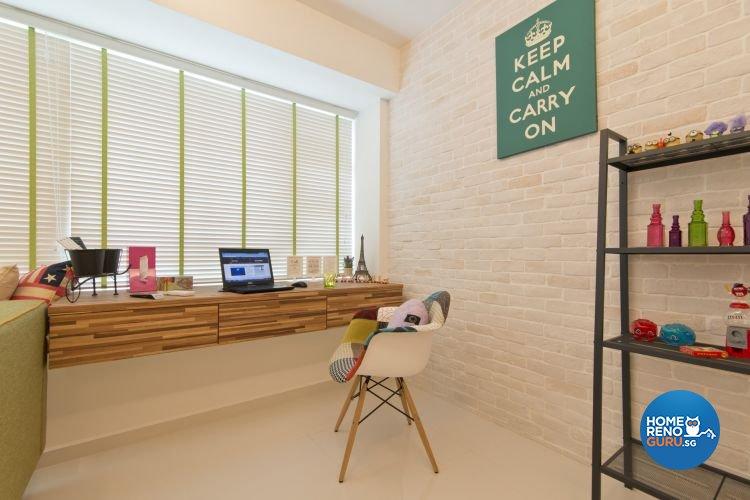 Minimalist, Scandinavian Design - Living Room - HDB 5 Room - Design by De Exclusive Interior Group Pte Ltd