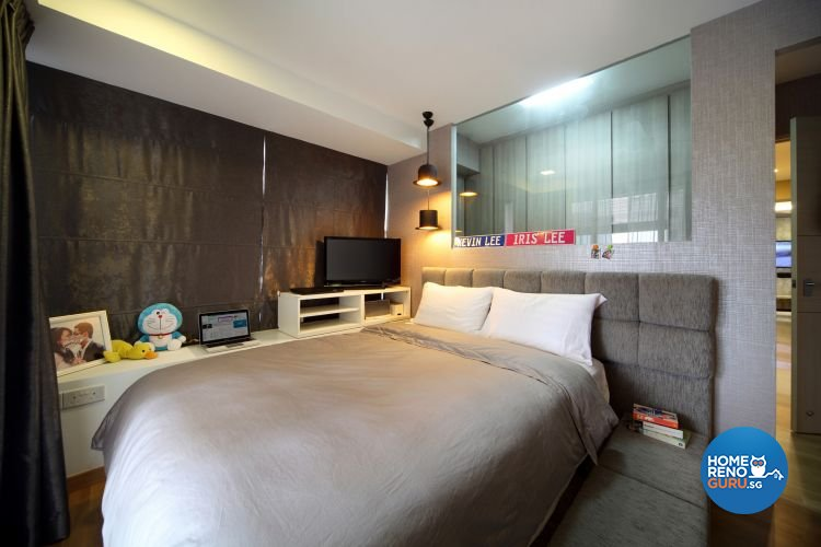 Contemporary, Modern Design - Bedroom - Others - Design by De Exclusive Interior Group Pte Ltd