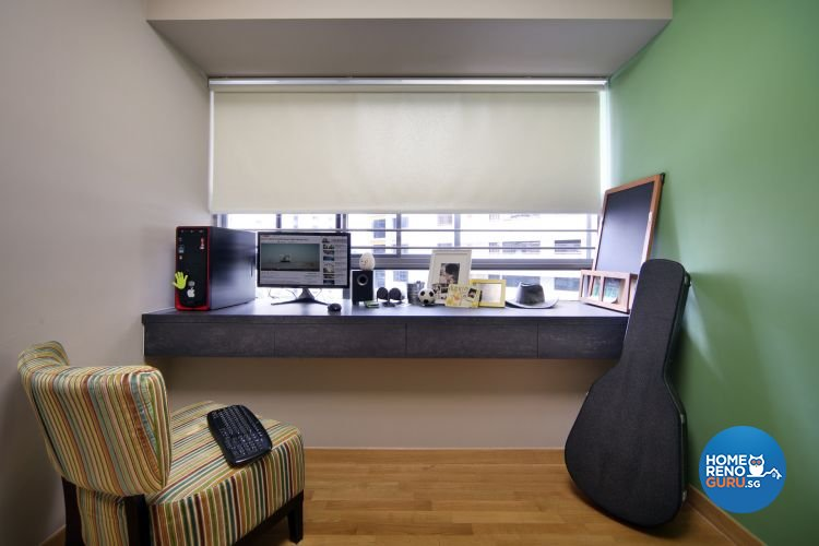 Contemporary, Modern Design - Study Room - Others - Design by De Exclusive Interior Group Pte Ltd
