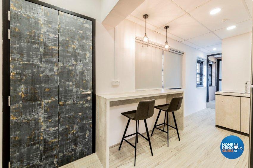 Industrial, Modern Design - Commercial - Office - Design by De Exclusive Interior Group Pte Ltd