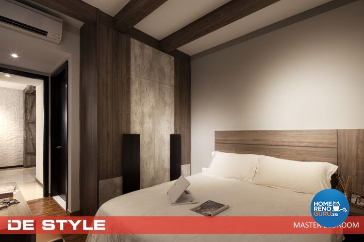 De Style Interior Pte Ltd-HDB 3-Room package
