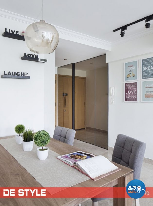 De Style Interior Pte Ltd-HDB 4-Room package